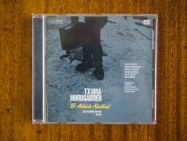 Diseño de portada de disco para Txuma Murugarren