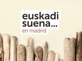 Diseño de carteles para euskadi suena
