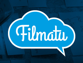 Diseño de logotipos para filmatu