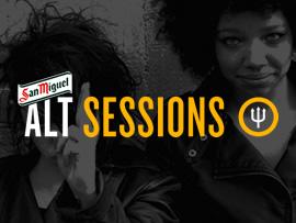 Diseño de página web para Alt Sessions
