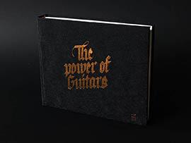 Diseño de libro para el Azkena rock festival