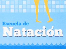 Diseño folletos escuela de Natación Bermeo