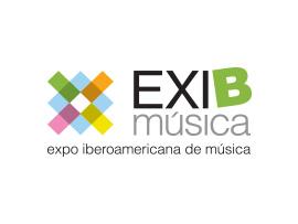 Exib Música - Logotipo